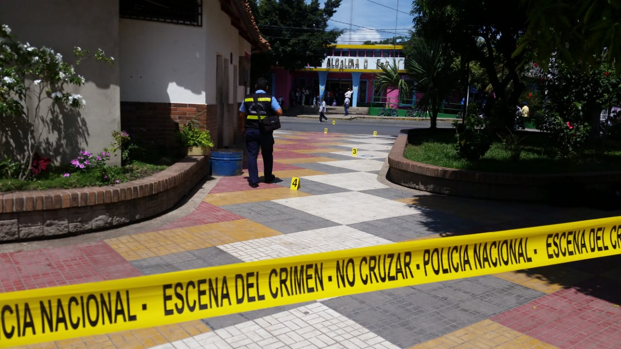 crimen-parque-alcaldia-esteli
