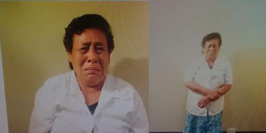 """Fátima Gómez Pérez alias """"La llorona"""","""